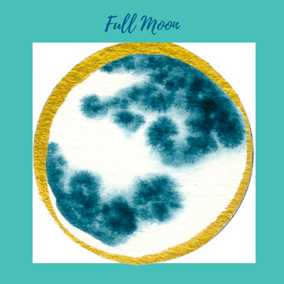 Full Moon- Harvest