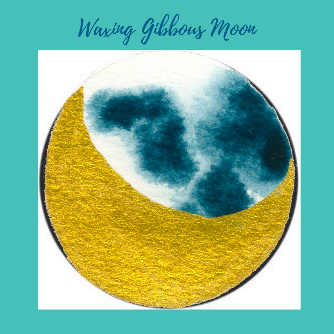 Waxing Gibbous Moon- Improve