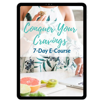 Conquer Your Cravings 7 Day Challenge