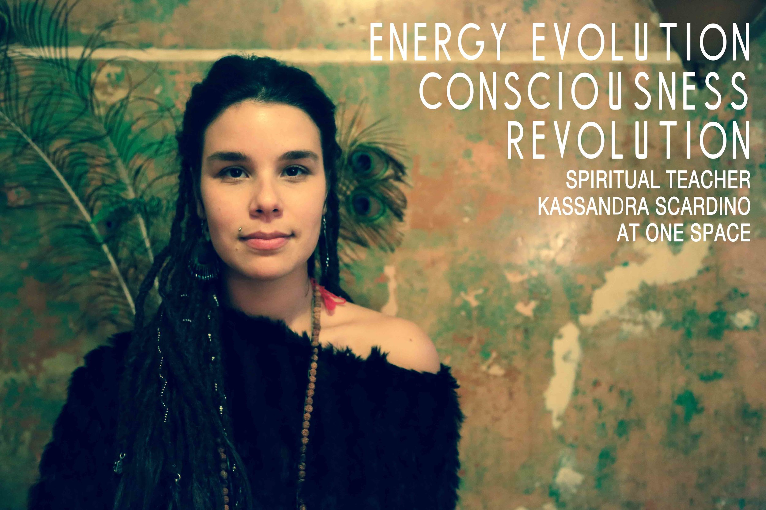 Energy Evolution Consciousness Revolution SYD