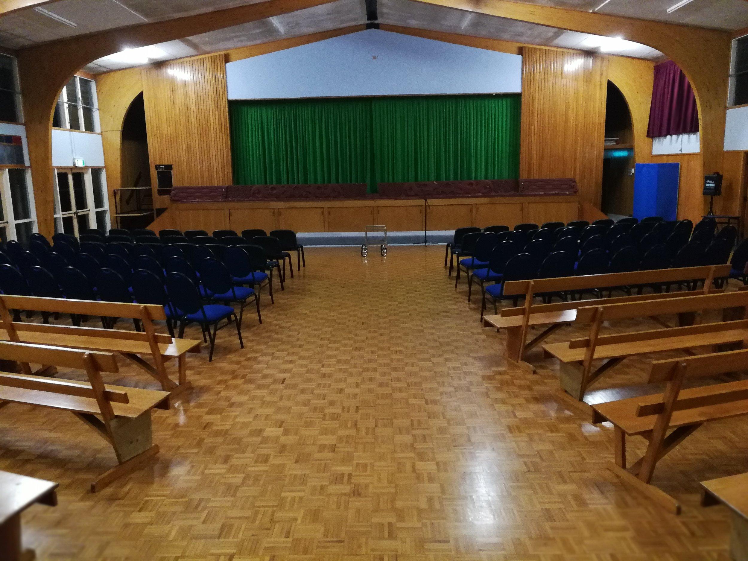 Kawerau Life Konnect Hall