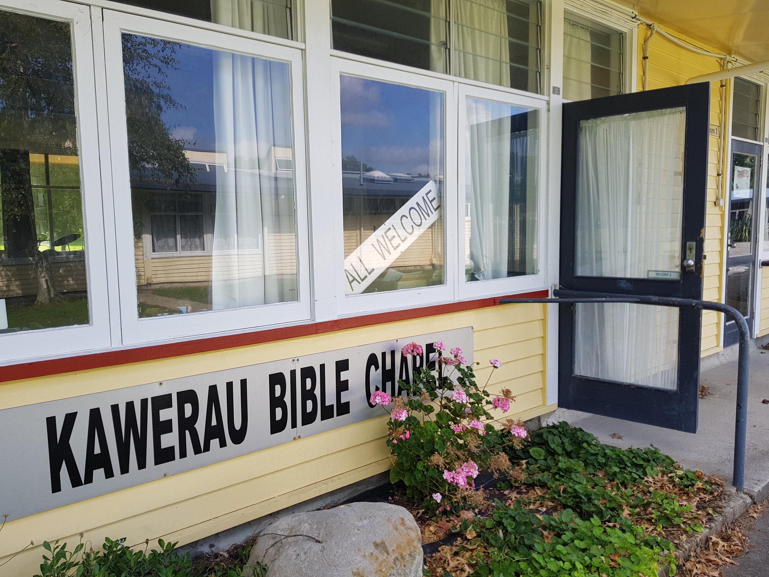 Kawerau Bible Chapel at Kawerau Life Konnect