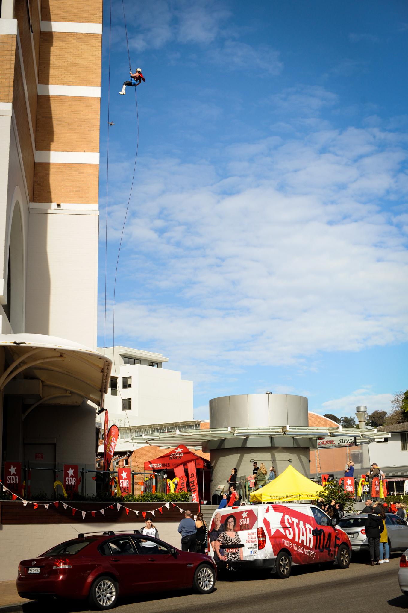 Crowne Plaza Terrigal Leaders Leap