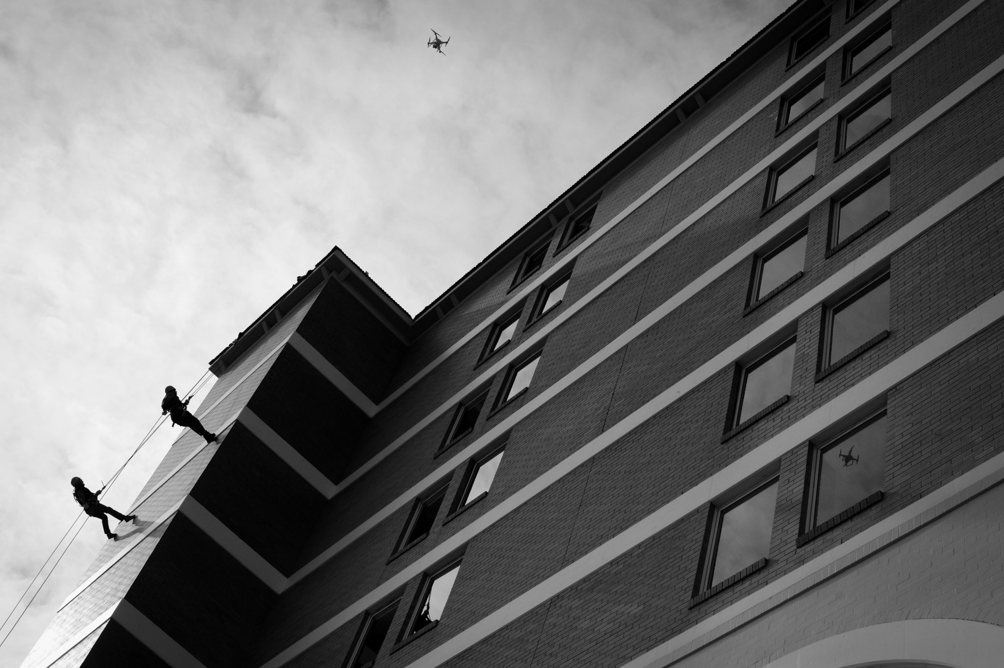 Crowne Plaza Terrigal Leaders Leap Abseiling