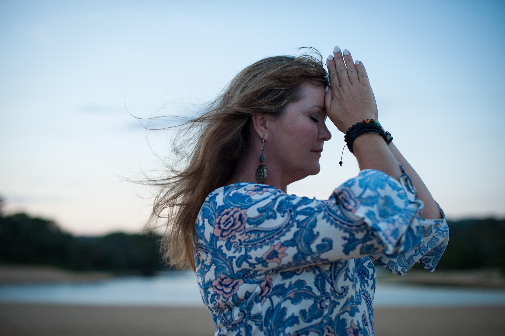 peaceful central coast photographer