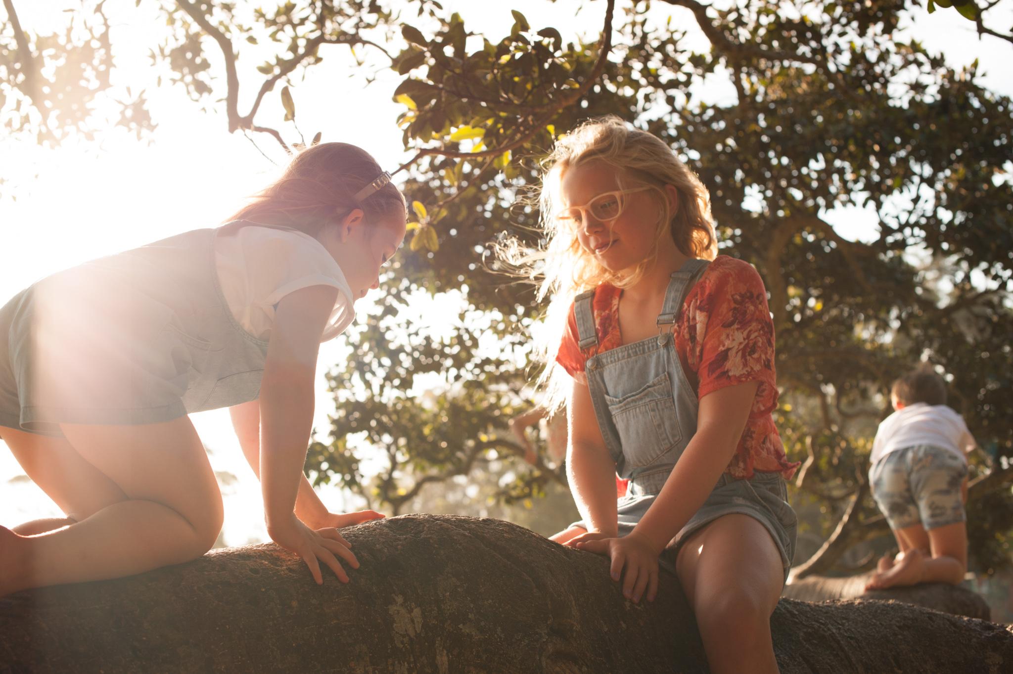 candid kids photo shoot avoca beach nsw