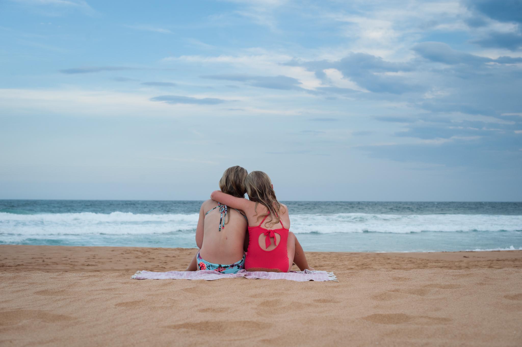 natural beach photos avoca beach nsw