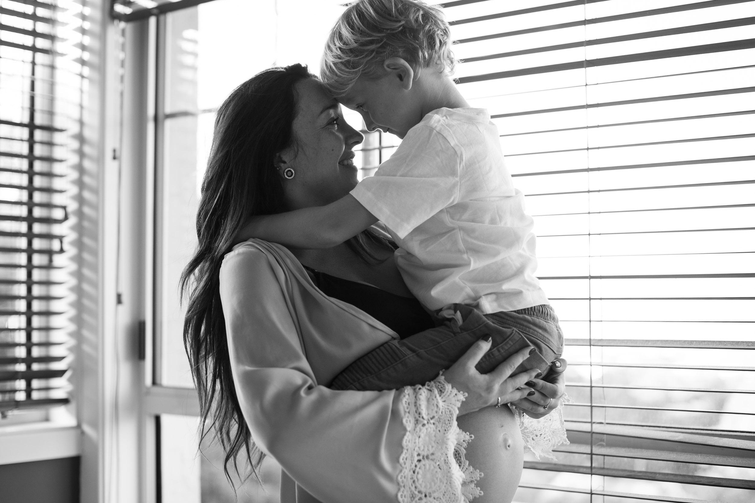 central coast maternity photographer