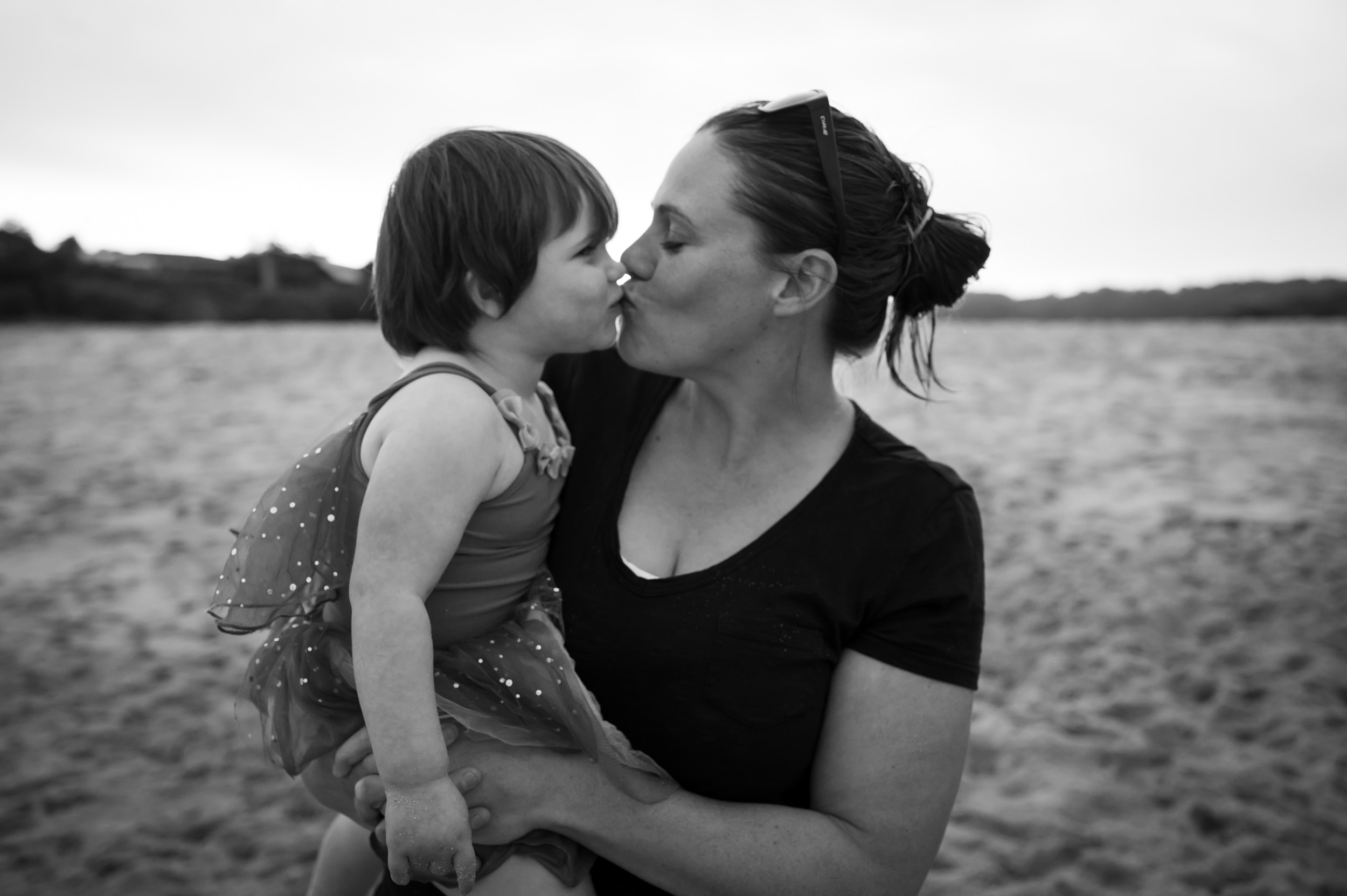 kisses with mummy macmasters beach nsw