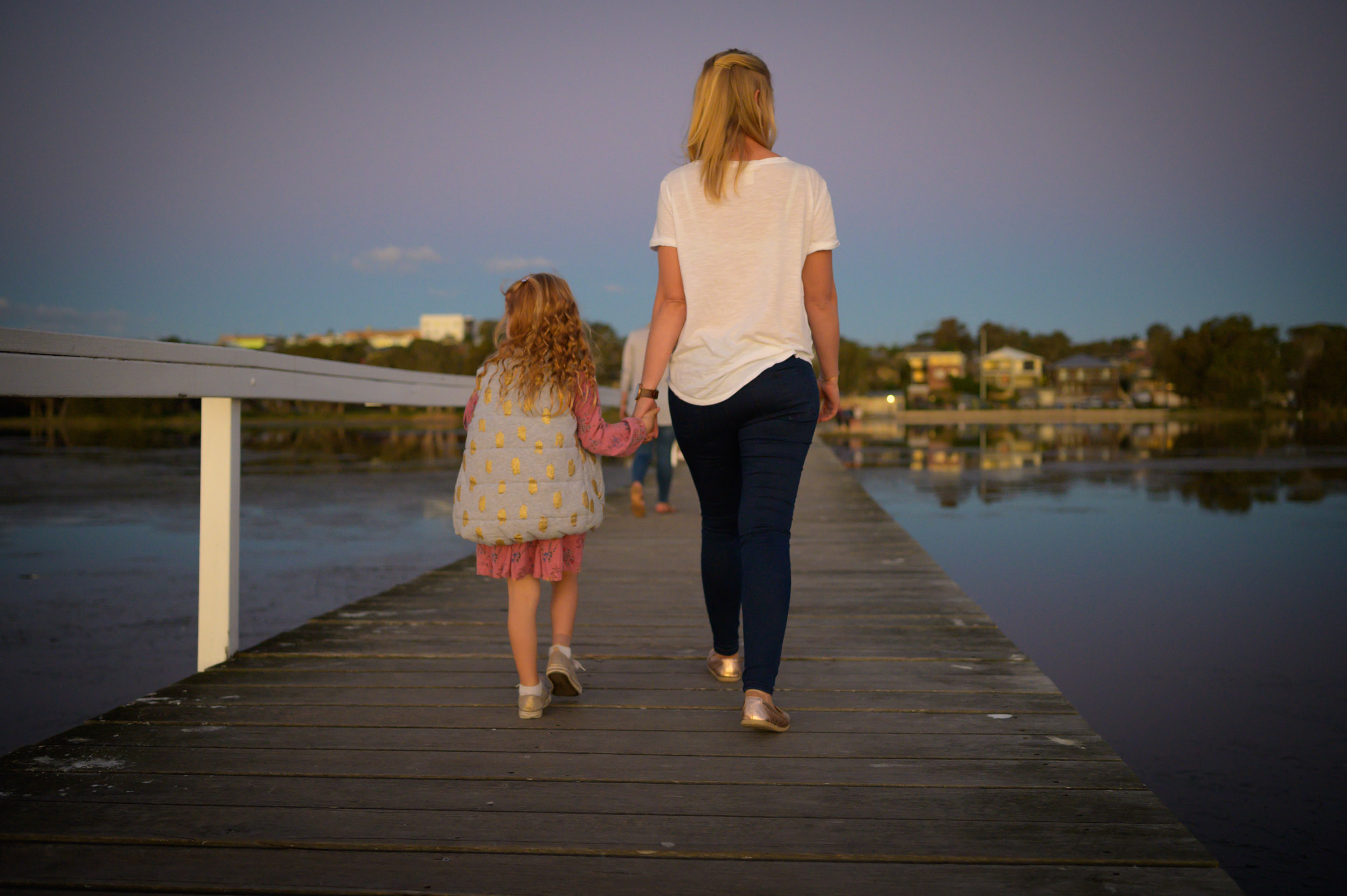 long jetty family photography