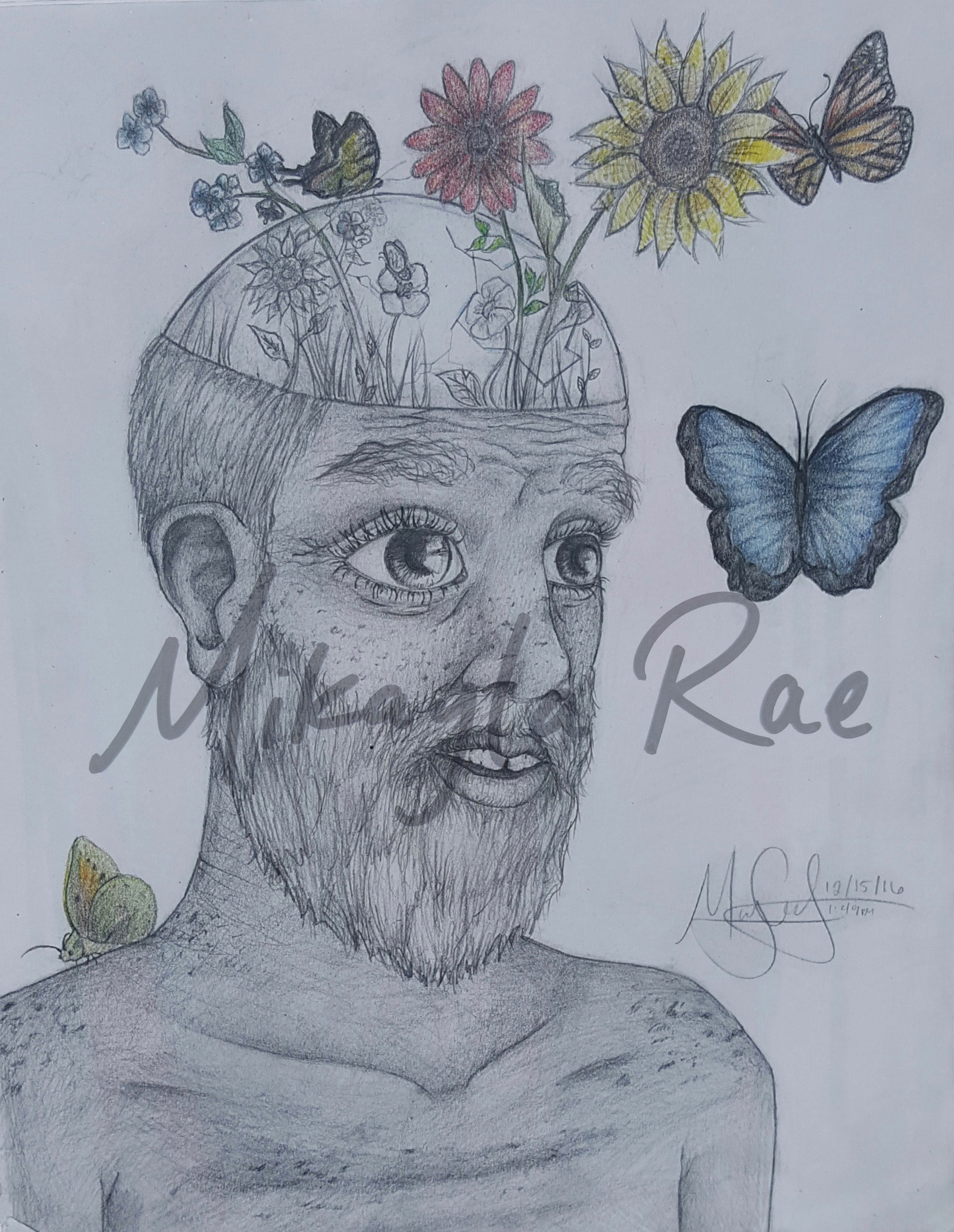 Imagination Sketch