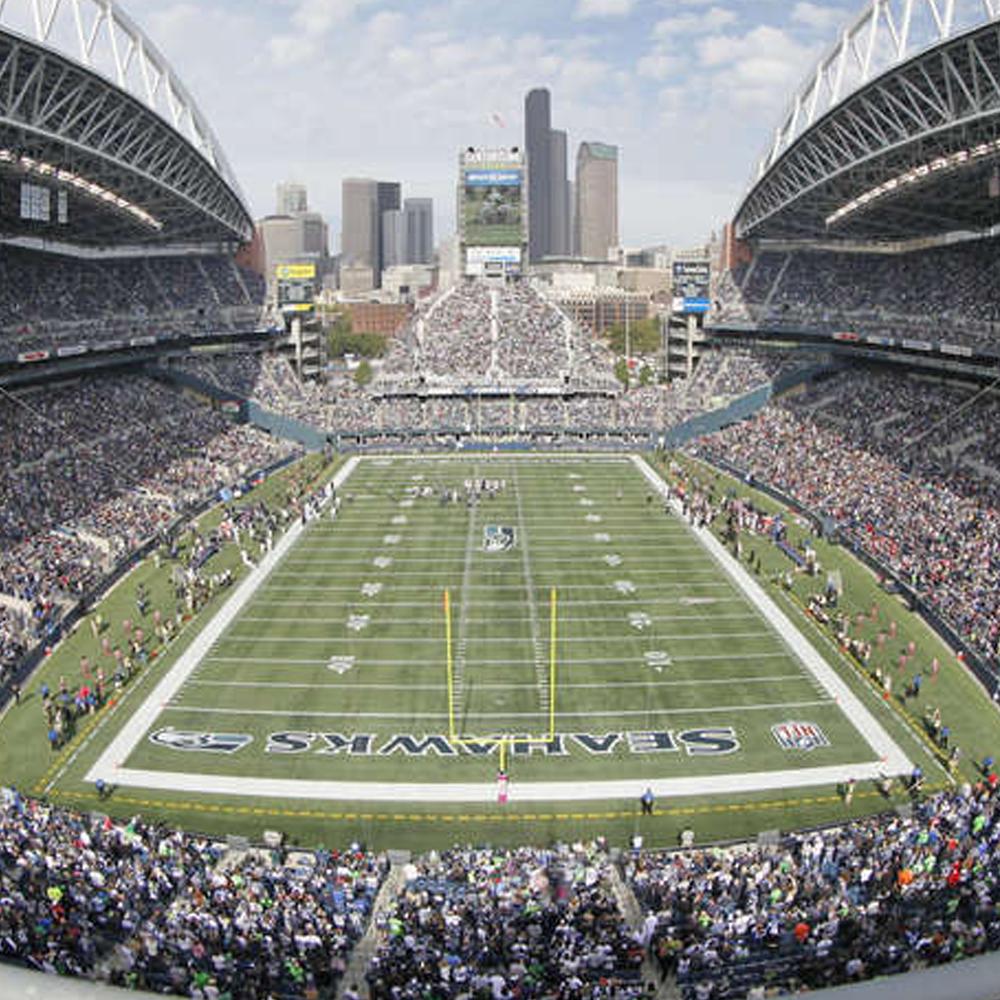 CenturyLink Field & Seattle Seahawks