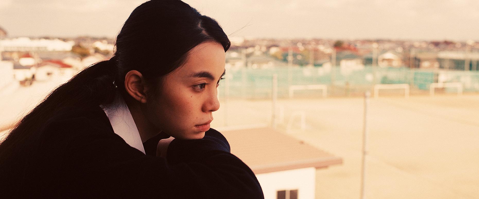東京へ行ってしまった娘 彩香が新潟に思いを馳せる1シーン  Ayaka, the daughter reminiscing Niigata from Tokyo