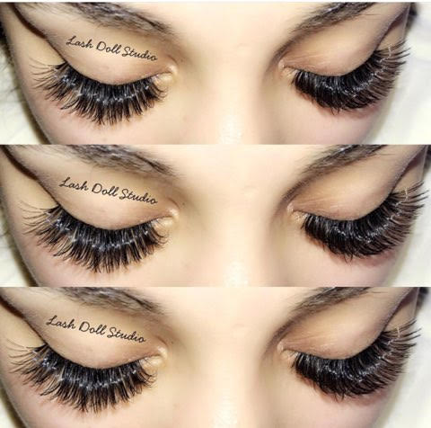 "b07ee5934d4 Mixed Full Set - DOLL LASHES ""Hybrid lashes"" MIXED FULL SET -Price:"