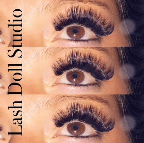 dbb1c5254d9 Volume Full Set - Price: $180Volume lash synthetic mink/silk extensions are  created