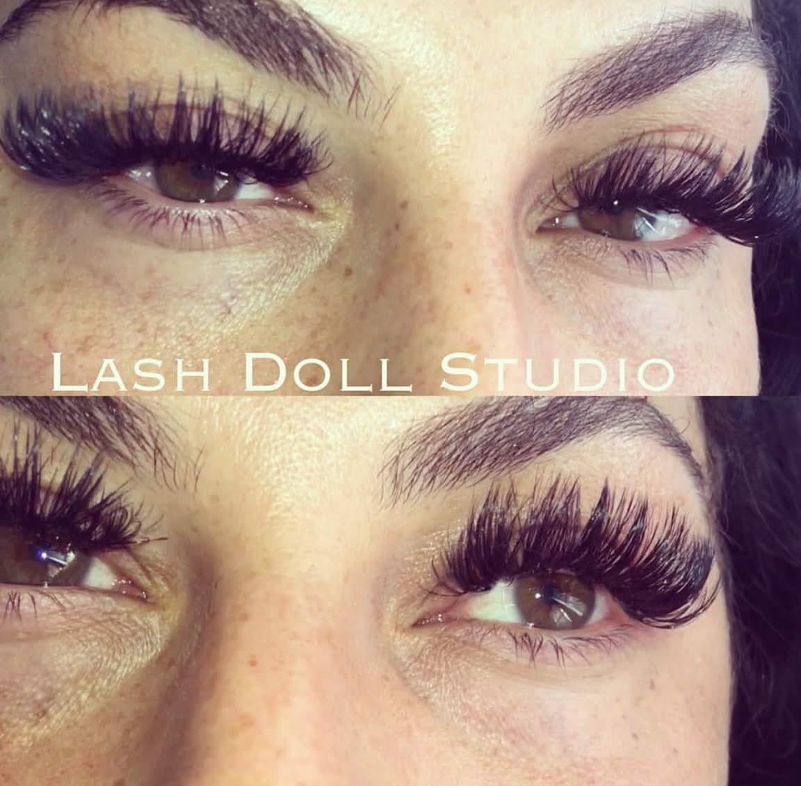 27fc25c5938 Lash Extensions — Lash Doll Studio