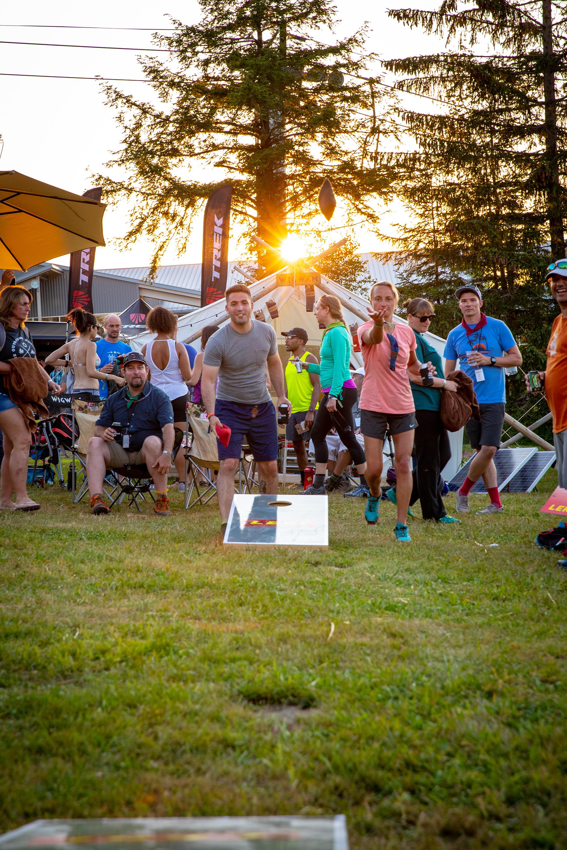 Camp Games -