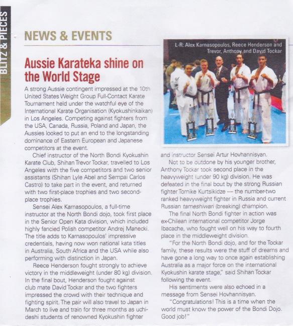 Read Blitz article