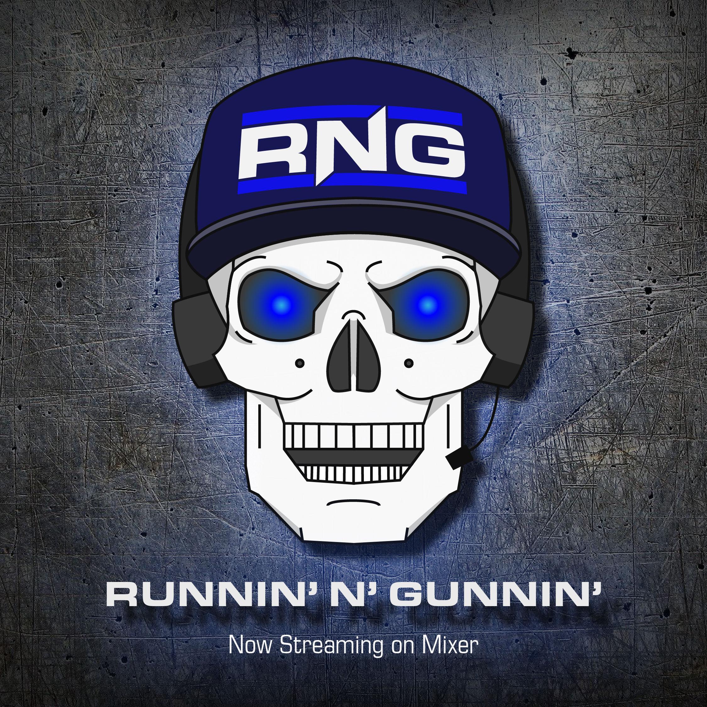RNG Logo, 2018, Adobe Illustrator