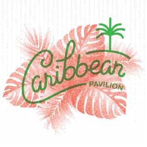 Caribbean Pavilion logo (Special thanks Jacob van Winkle for designing.)
