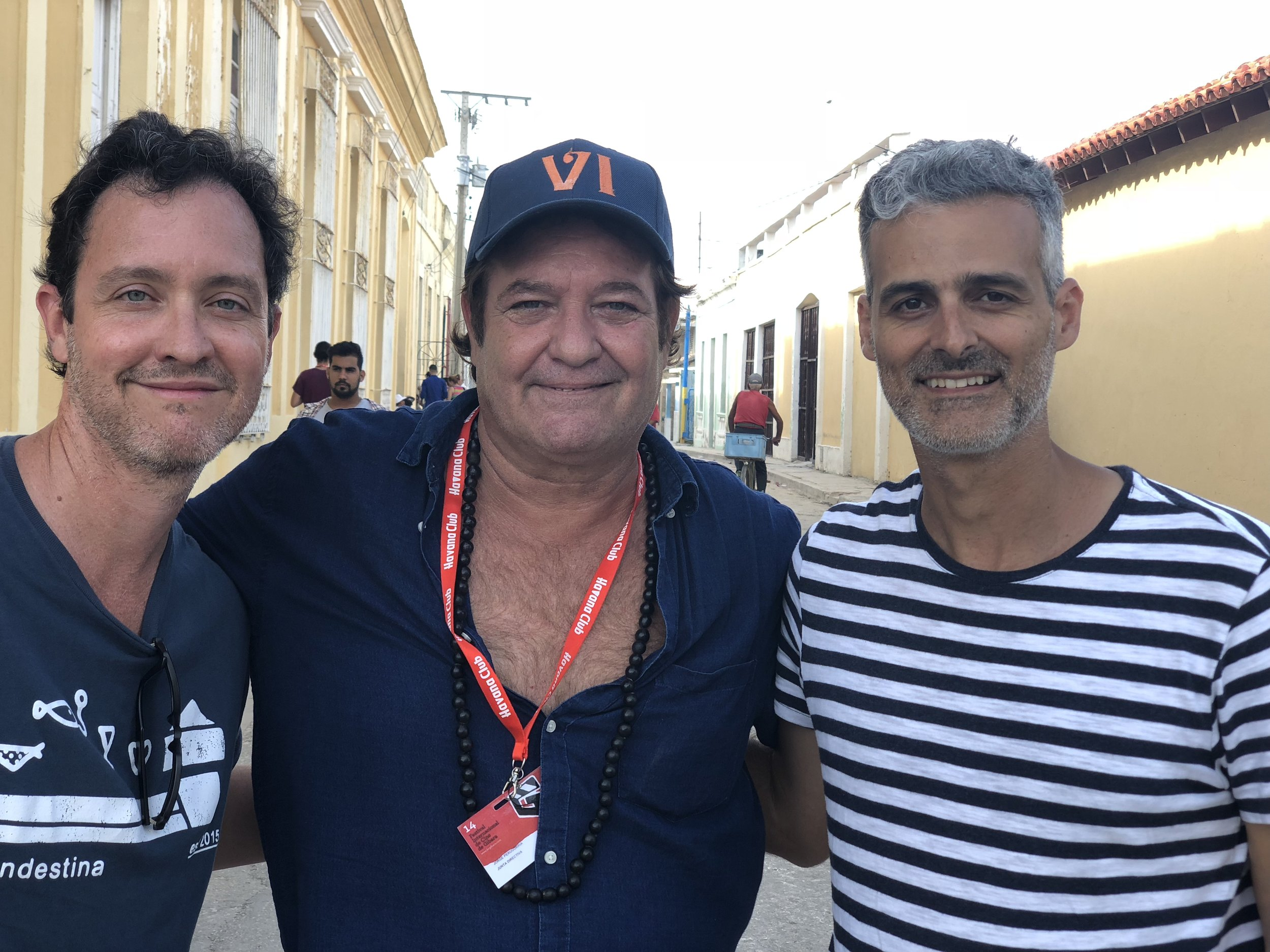 Lights, Camera, Gibara! - Project Binario's Carlos Busquets and Eddy Perez visit the 2018 Gibara International Film Festival near Holguín, Cuba