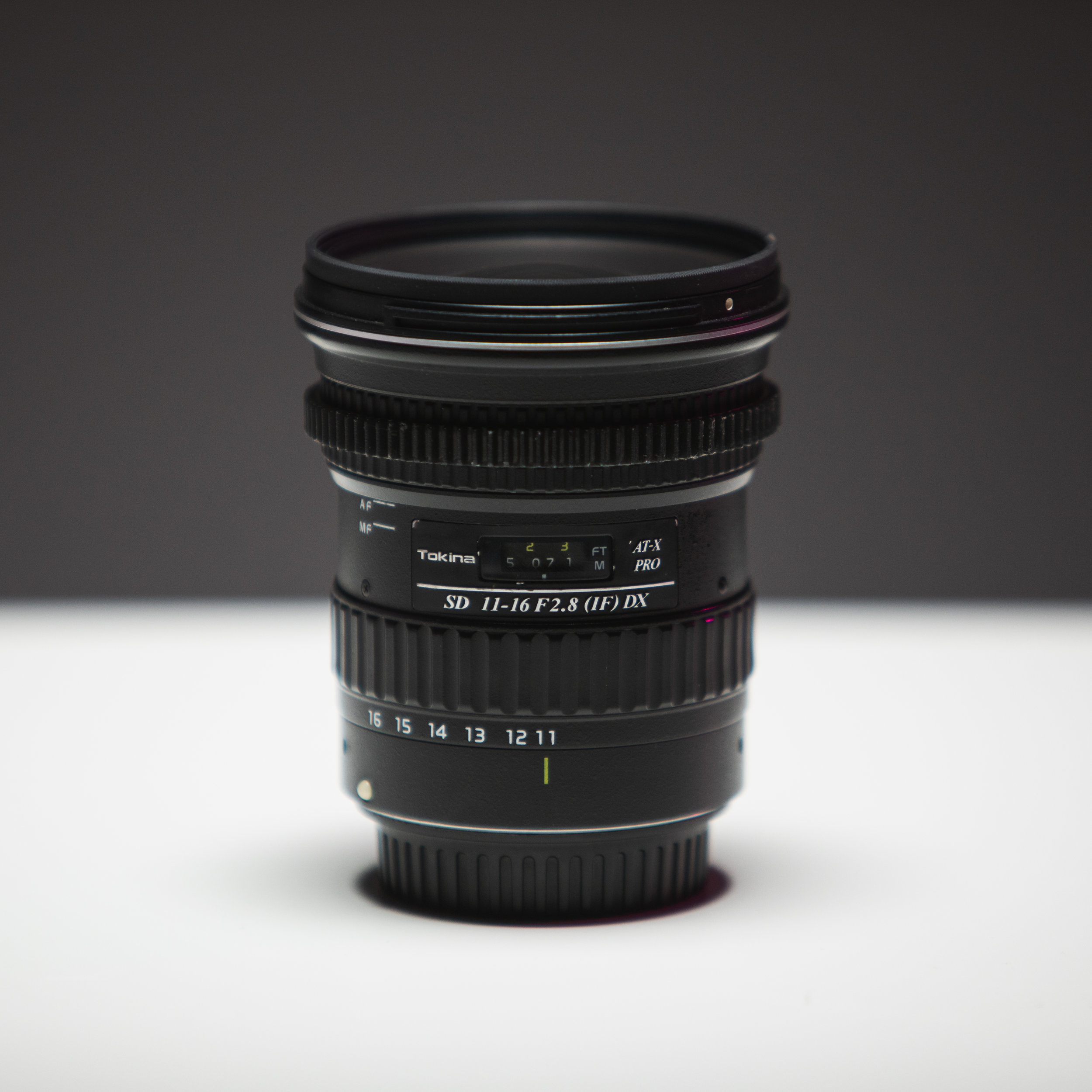 Tokina 11-16mm f/2.8 AT-X