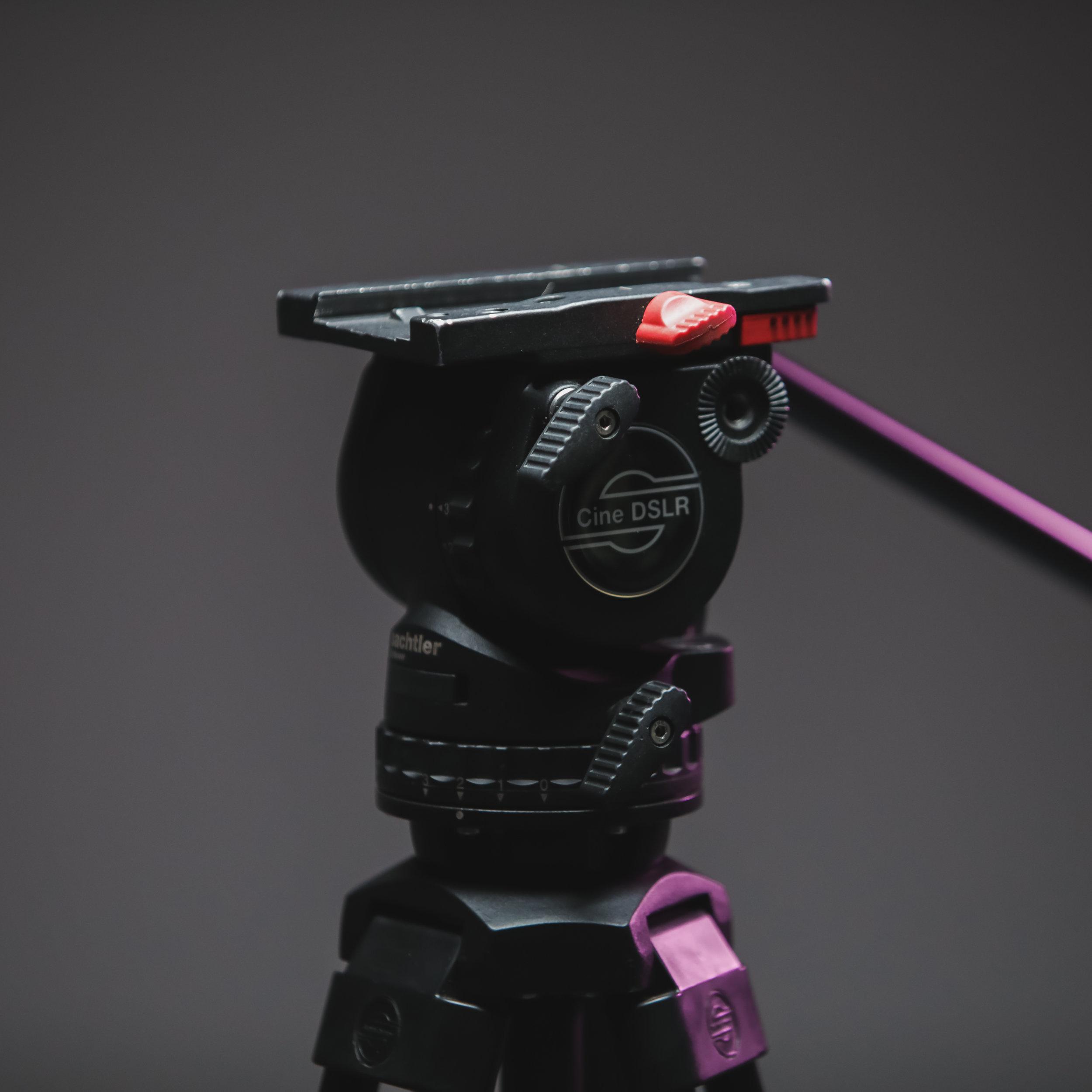 Sachtler Cine DSLR Fluid Head Tripod