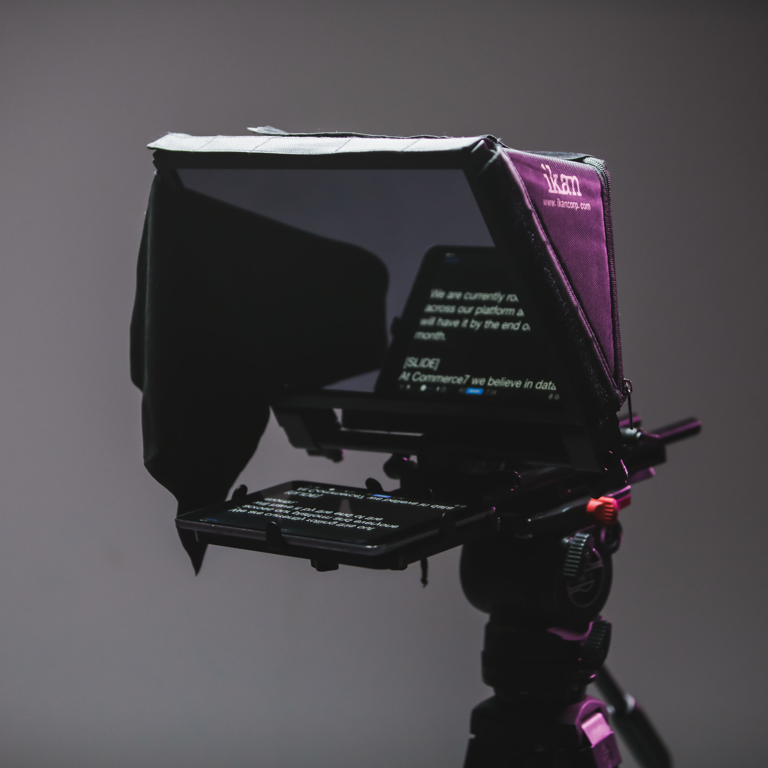 Ikan Elite V2 Tablet Teleprompter
