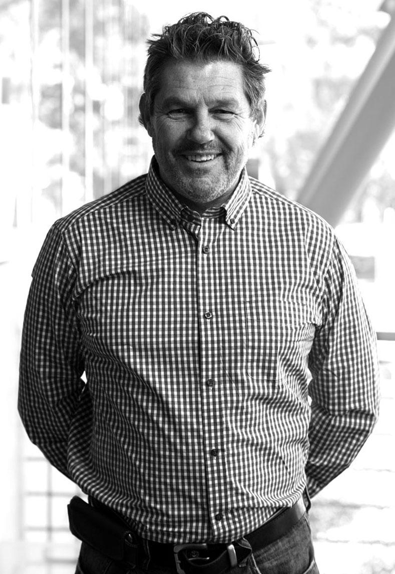GRAEME SHAW - PROJECT DIRECTOR