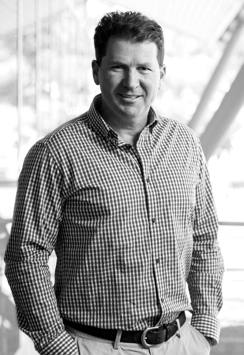 JAMES CRAWFORD - MANAGING DIRECTOR