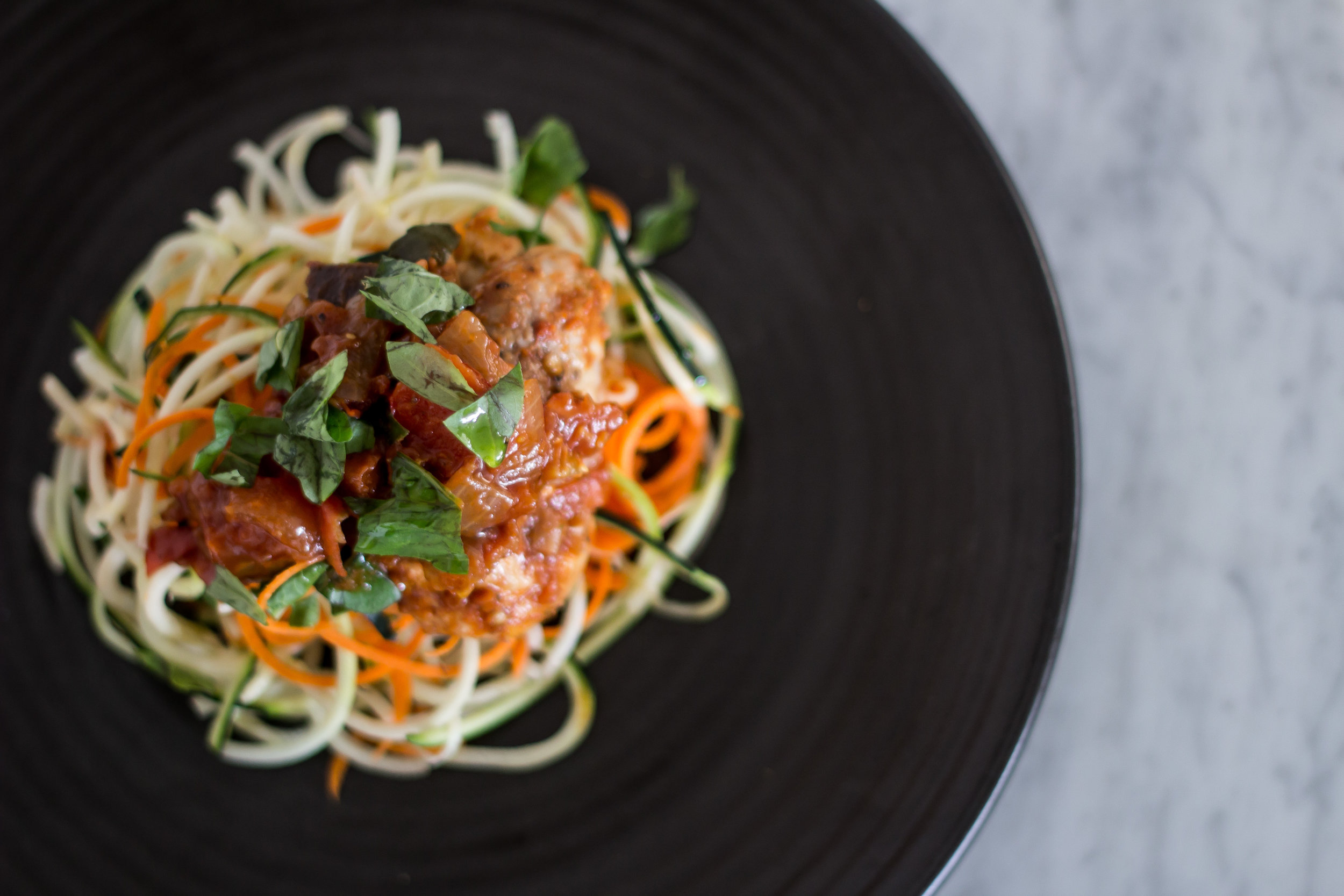 This healthy Mediterranean Vegetable & pesto noodle salad is nourishing, quick to prepare & delicious.