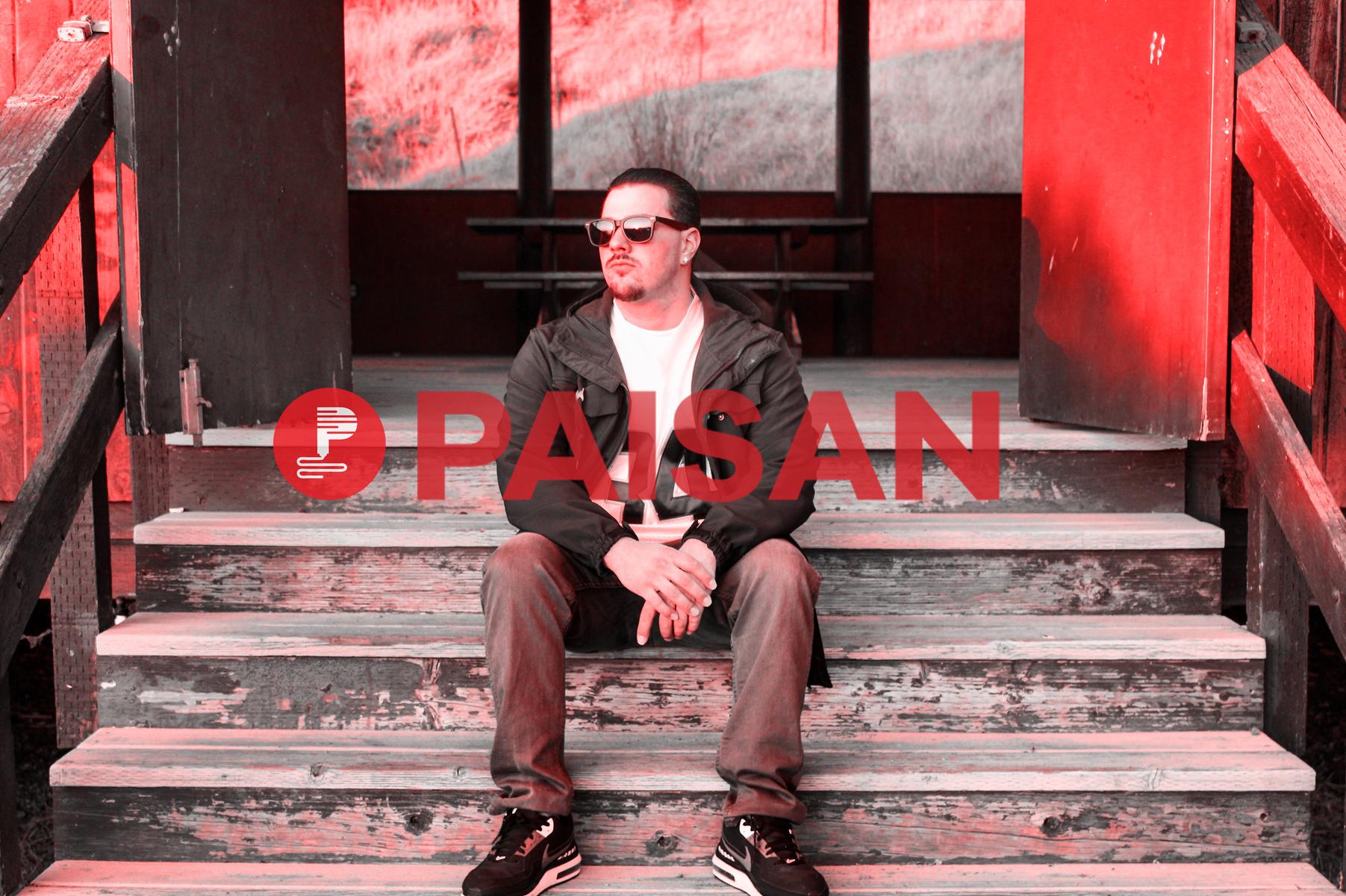 Paisan Artist  Promo + Logo