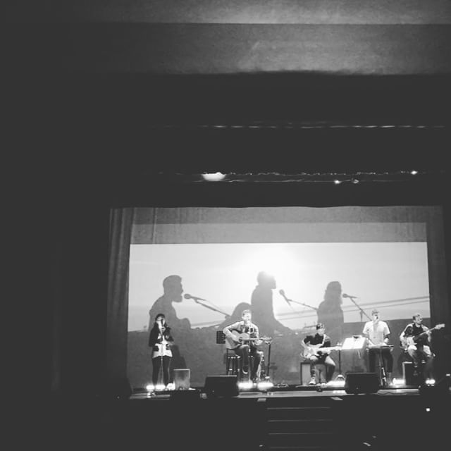 """A couple clips from last nights """"Hope for Swaziland"""" benefit concert. Swipe left for more ➡️"""