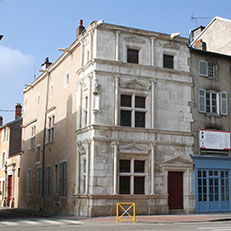"CHARMES   Maison Charldron ""des Loups"""