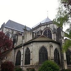 BAR-SUR-SEINE   Eglise Saint-Etienne