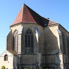 TREMILLY   Eglise Saint-Martin