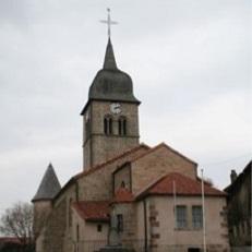 ISCHES   Eglise Saint-Brice