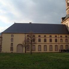 MOYENMOUTIER   Abbaye des Bénédictins