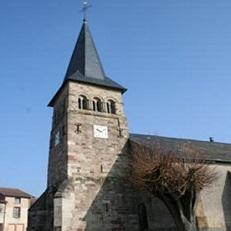 REMONCOURT   Eglise Saint-Rémy