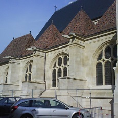 PONTOISE   Eglise   Notre-Dame