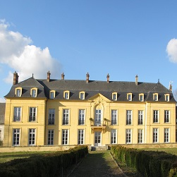 GARGENVILLE   Château   d'Hanneucourt