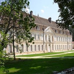 AUBERIVE   Abbaye