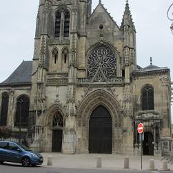 PONTOISE   Cathédrale Saint-Maclou