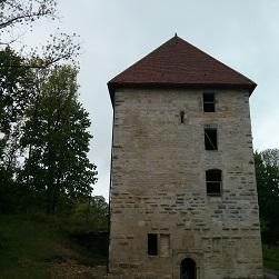 VIGNORY   Ancien   château   fort