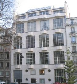 PARIS   Immeuble 3 rue de la Cité Universitaire