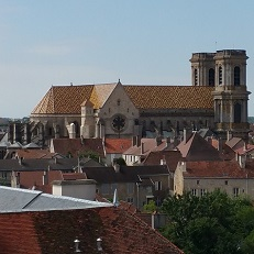 LANGRES   Cathédrale Saint-Mammès