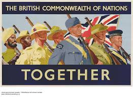 1941 poster encouraging unity within the Commonwealth.