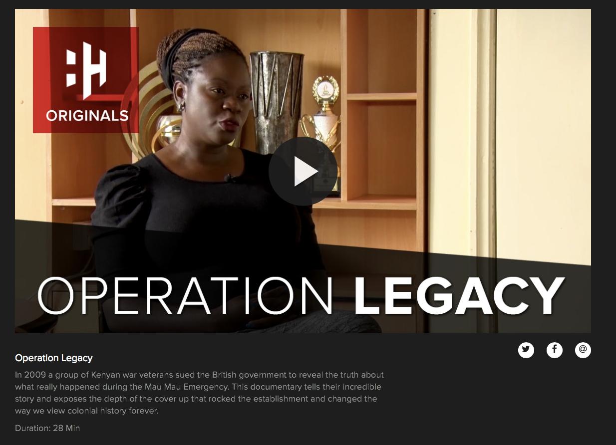 Operation Legacy