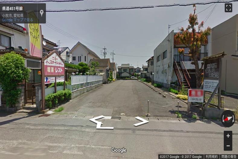 愛知県小牧市 藤島町 -