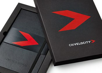 Packaging    We can provide you with a Moleskine inspired gift box which your logo, tagline or design can be printed on...   Read more